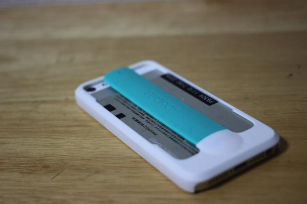 iPhone 5専用ローリングケース