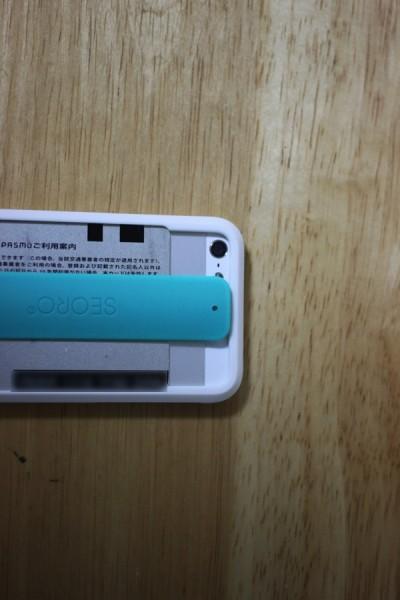 iPhone 5用のローリングケース