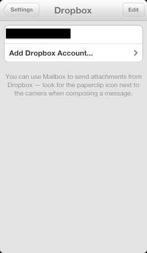 Dropbox mailbox free 1gb