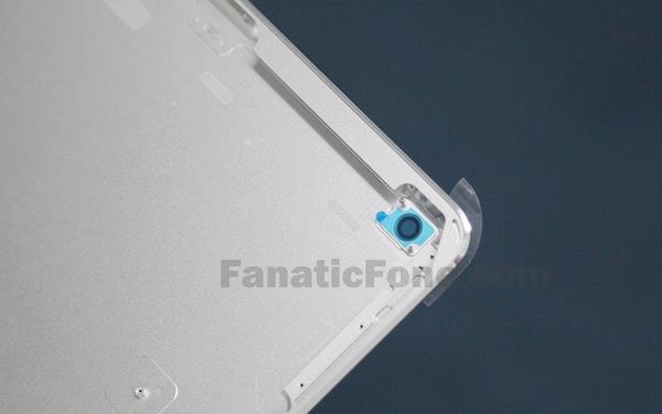 iPad 5用バックパネル