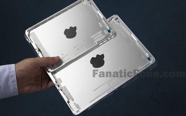 iPad miniのリアパネル