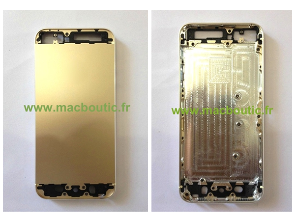 iPhone 5s Gold Model