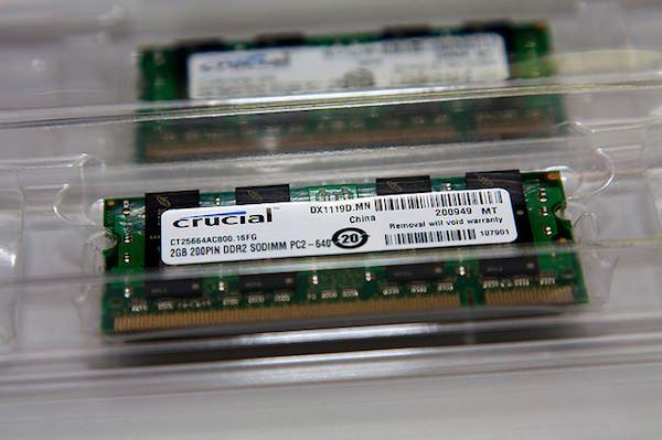 Mac ram memory