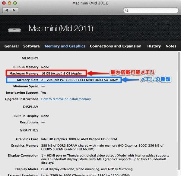Mac tracker macmini