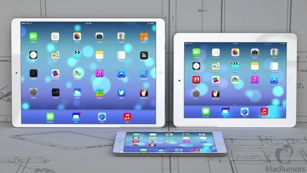 13inch ipad coming soon