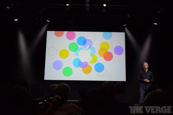 Apple iPhone 5s/5c special event