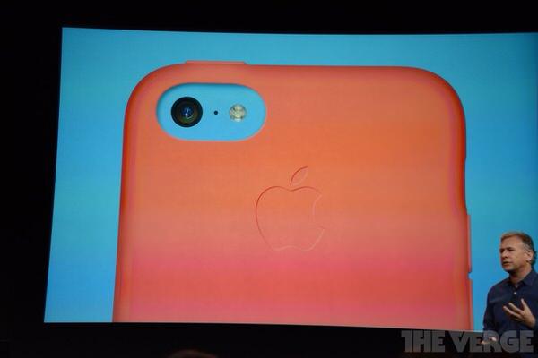 iPhone 5c専用ケース