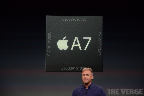 A7チップ