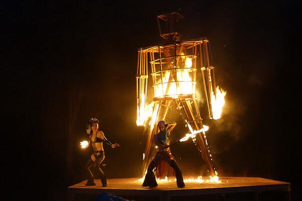 Burning japan 2012
