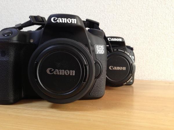 Canon EOS 70D/Kiss X3