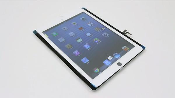 iPad 5とiPad 4の比較