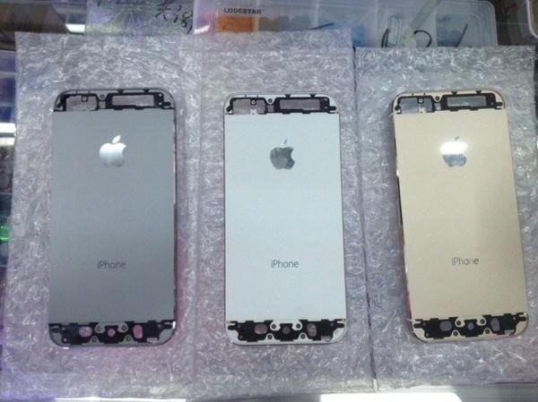 iPhone 5s/5C カラバリ
