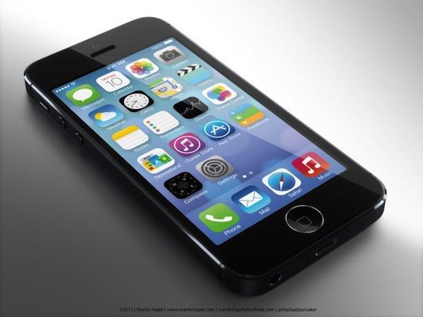 iPhone 5s モックアップ