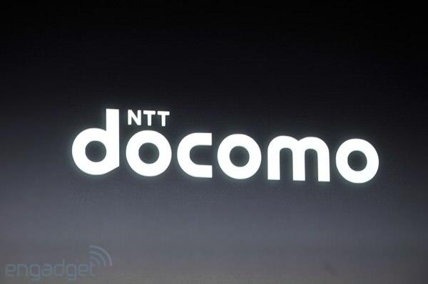 NTTドコモ iPhone