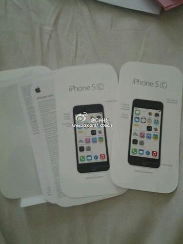 iPhone 5cの取扱説明書