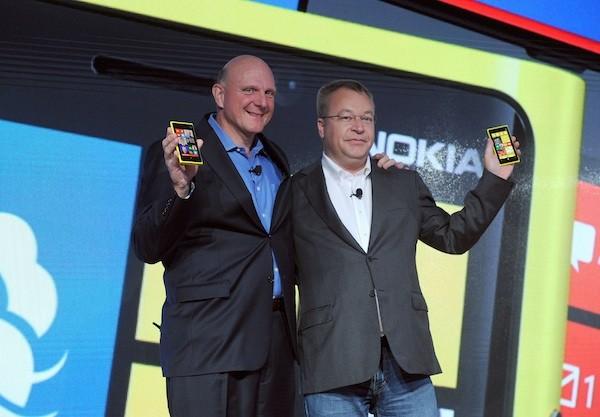 Microsoft buys nokia