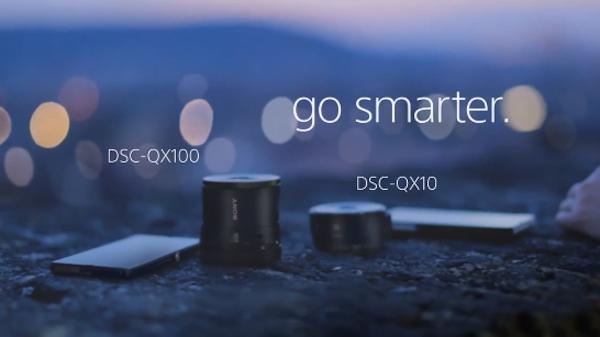 Sony smart shot