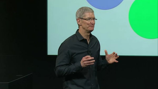 Apple Event in Video