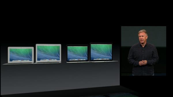 MacBook AirもしくはMacBook Pro