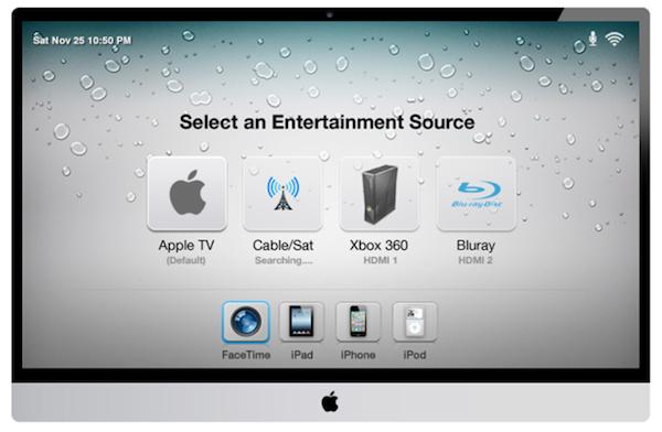 AppleTV concept