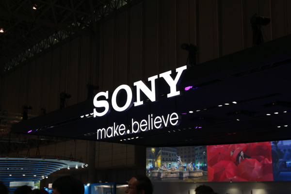 Ceatec2013 SONY(ソニー)