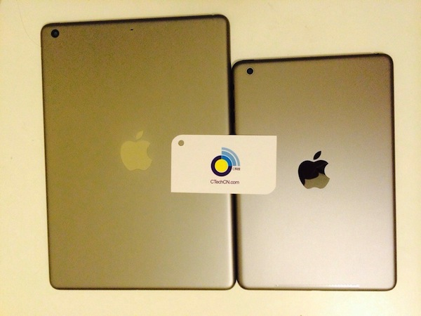 iPad 5/iPad mini 2 Gold Model