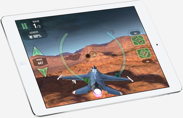 iPad air graphics