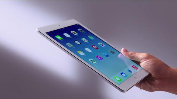 iPad Air テレビCM