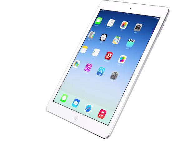 iPad Airのベンチマーク結果が公開