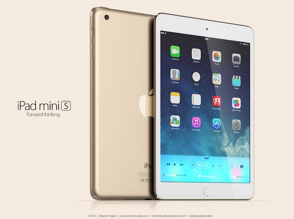 iPad mini s/cのコンセプトイメージ