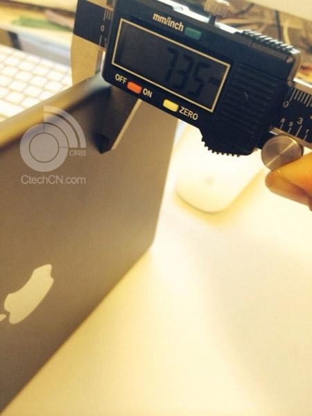 iPad 5の新たな写真