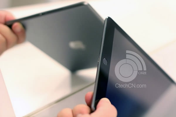 Touch IDセンサーを搭載するのはiPad 5のみ?!