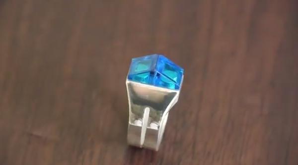 LEGO Brick Ring