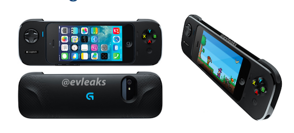 Logitech game device
