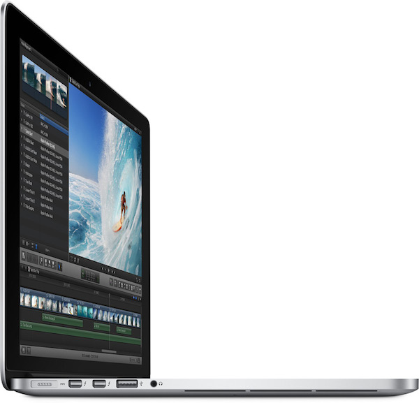 MacBook Pro Retina Display Model