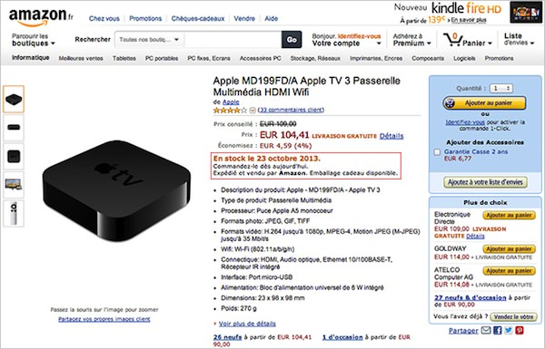 New Apple TV is coming soon