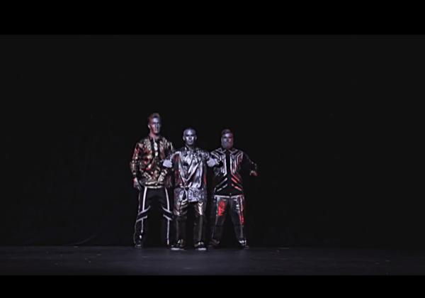Robot Dance is Amazing