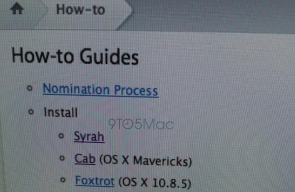 Syrah Mac OS X 10.10