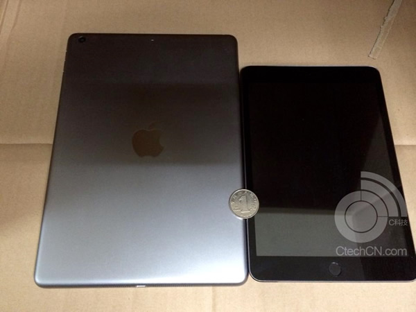 Touch ID iPad mini 2 Space Gray