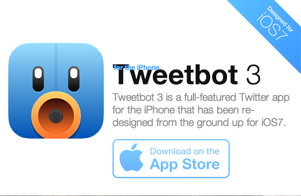 Tweetbot3 for iphone