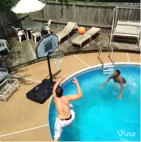 Amazin pool performance
