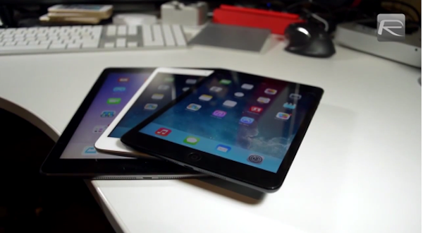 iPad comparisons