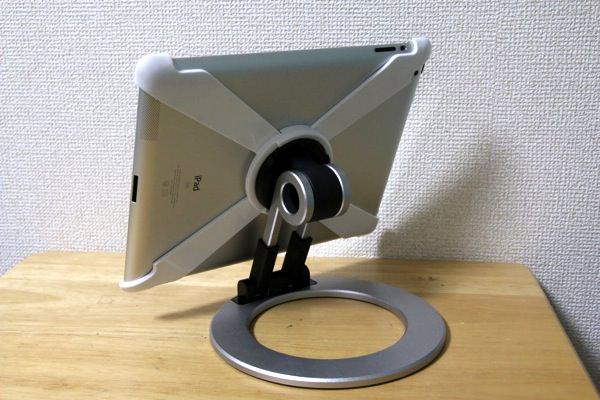 iPad用スタンドホルダーSTHS2