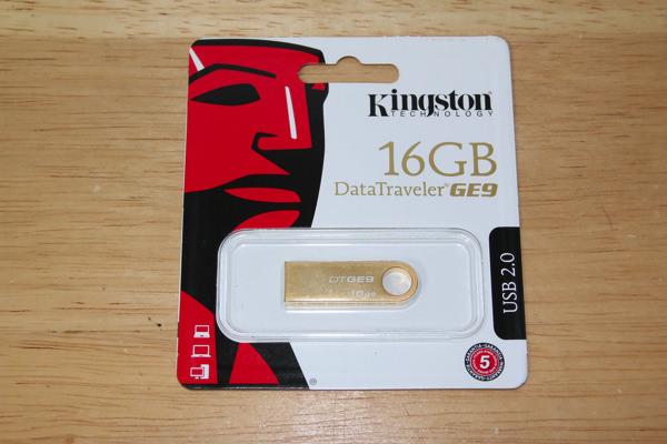 Kingston DataTraveler GE9