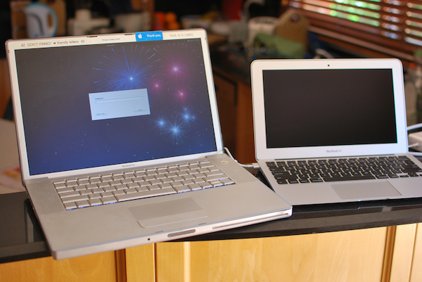 Macbook pro macbook air