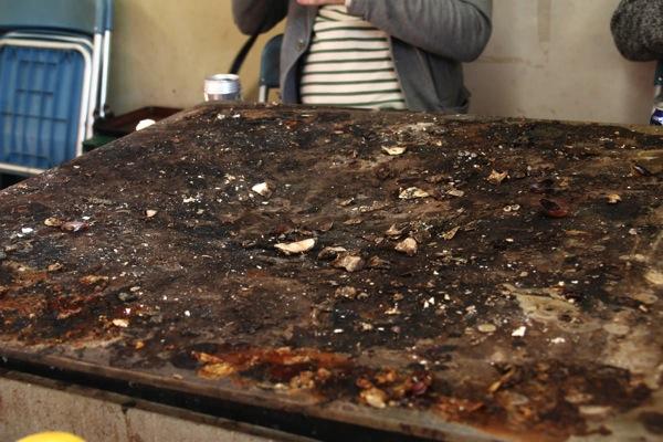 かき小屋(松島、牡蠣食べ放題)