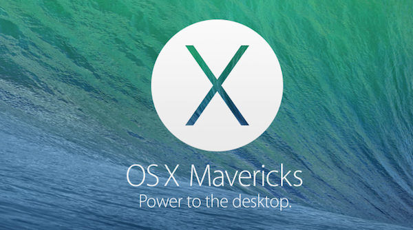 Mavericks update getting ready