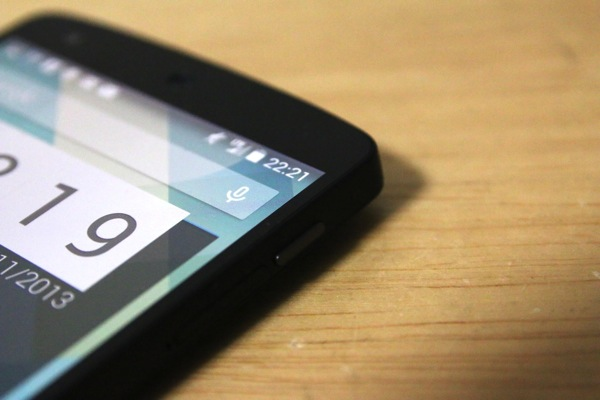 Nexus 5 ok google