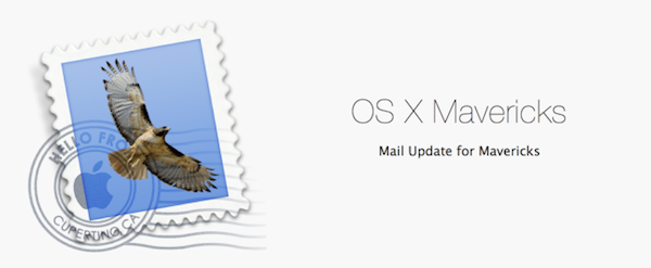 Apple OS X Mavericks Mail