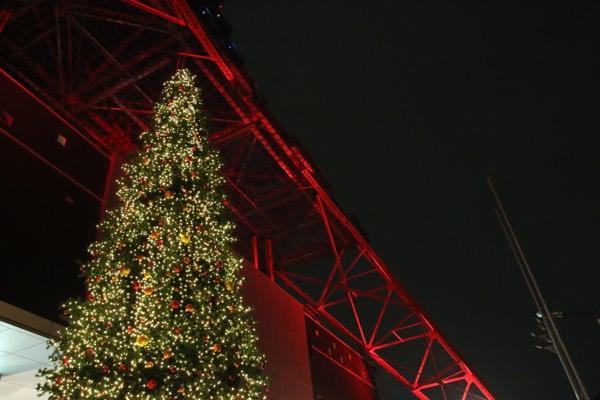 東京タワーのクリスマスイルミネーション